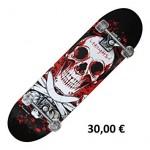 Tribe Pro bloody skull